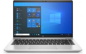 """Ноутбук HP ProBook 640 G8 14""""/Intel Core i5 1135G7 2.4ГГц/8ГБ/256ГБ SSD/Intel Iris Xe graphics /Windows 10 Professional/250A1EA/серебристый"""