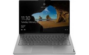 "Ноутбук LENOVO Thinkbook 13s G2 ITL 13.3""/IPS/Intel Core i7 1165G7 2.8ГГц/16ГБ/512ГБ SSD/Intel Iris Xe graphics /Windows 10 Professional/20V90039RU/серый"