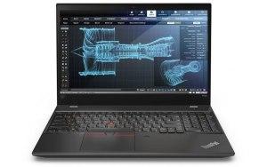 """Ноутбук LENOVO ThinkPad P52s 15.6""""/IPS/Intel Core i7 8550U 1.8ГГц/16Гб/1000Гб/128Гб SSD/nVidia Quadro P500 2048 Мб/Windows 10 Professional/20LB0009RT/черный"""