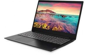 "Ноутбук LENOVO IdeaPad S145-15IIL 15.6""/Intel Core i3 1005G1 1.2ГГц/4Гб/512Гб SSD/Intel UHD Graphics/Free DOS/81W800HHRK/черный"