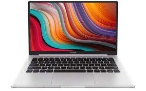"Ноутбук XIAOMI Mi RedmiBook 13.3""/IPS/AMD Ryzen 5 4500U 2.3ГГц/16ГБ/512ГБ SSD/AMD Radeon /Linux/XMA1903-DJ-LINUX/серебристый"