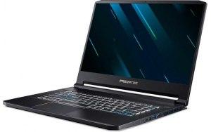 "Ноутбук ACER Predator Triton 500 PT515-52-70RC 15.6""/IPS/Intel Core i7 10750H 2.6ГГц/16ГБ/256ГБ + 256ГБ SSD/nVidia GeForce RTX 2080 Super - 8192 Мб/Windows 10/NH.Q6WER.007/черный"