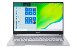 "Ультрабук ACER Swift 3 SF314-59-53N6 14""/IPS/Intel Core i5 1135G7 8ГБ/512ГБ SSD/Windows 10/NX.A5UER.006/серебристый"