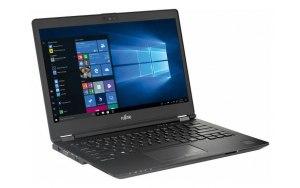 """Ноутбук FUJITSU LifeBook U7410 14""""/Intel Core i5 10210U 1.6ГГц/16ГБ/1ТБ SSD/Intel UHD Graphics /noOS/LKN:U7410M0003RU/черный"""