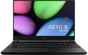 Ноутбук GIGABYTE Aero 15 OLED KB-8RU5130SP 15.6/AMOLED/Intel Core i7 10875H 2.3ГГц/16ГБ/512ГБ SSD/NVIDIA GeForce RTX 2060 - 6144 Мб/Windows 10 Professional/9RP75KBTDG8T1RU0000/черный