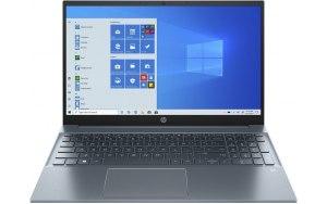 """Ноутбук HP Pavilion 15-eg0100ur 15.6""""/IPS/Intel Core i3 1125G4 2.0ГГц/8ГБ/512ГБ SSD/Intel UHD Graphics /Windows 10/3B3E8EA/синий"""