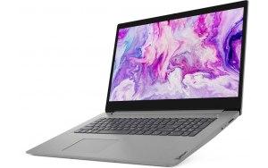 "Ноутбук LENOVO IdeaPad 3 17ADA05 17.3""/AMD Ryzen 5 3500U 2.1ГГц/8ГБ/512ГБ SSD/AMD Radeon Vega 8/noOS/81W20096RK/серый"