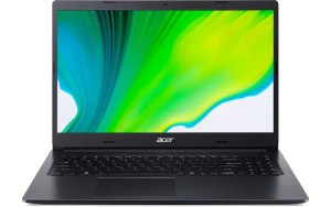 "Ноутбук ACER Aspire 3 A315-57G-53GX 15.6""/Intel Core i5 1035G1 1ГГц/8ГБ/1000ГБ/NVIDIA GeForce MX330 - 2048 Мб/Windows 10/NX.HZRER.01B/черный"