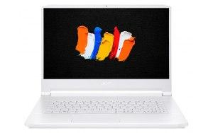 """Ноутбук ACER ConceptD 7 Pro CN715-72P-75HQ 15.6""""/Intel Core i7 10875H 2.3ГГц/32ГБ/1ТБ + 1ТБ SSD/NVIDIA Quadro RTX 5000 - 16384 Мб/Windows 10 Professional/NX.C62ER.001/белый"""