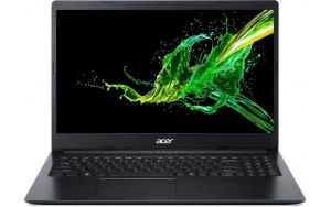 "Ноутбук ACER Aspire 3 A315-34-C5V8 15.6""/Intel Celeron N4000 1.1ГГц/4ГБ/256ГБ SSD/Intel UHD Graphics 600/Windows 10/NX.HE3ER.00W/черный"