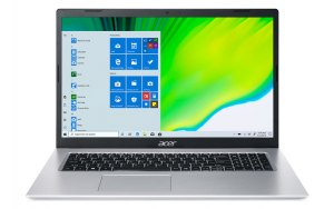 "Ноутбук ACER Aspire 5 A517-52-57RD 17.3""/IPS/Intel Core i5 1135G7 2.4ГГц/8ГБ/512ГБ SSD/Intel Iris Xe graphics /Windows 10 Professional/NX.A5BER.002/серебристый"