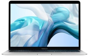 "Ноутбук APPLE MacBook Air MVFL2RU/A 13.3""/IPS/Intel Core i5 8210Y 1.6ГГц/8Гб/256Гб SSD/Intel UHD Graphics 617/Mac OS X Mojave/MVFL2RU/A/серебристый"
