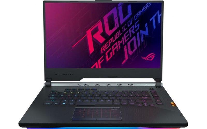 """Ноутбук ASUS ROG G531GW-AZ227T SCAR III 15.6""""/IPS/Intel Core i7 9750H 2.6ГГц/16Гб/1000Гб/512Гб SSD/nVidia GeForce RTX 2070 8192 Мб/Windows 10/90NR01N1-M03780/черный"""