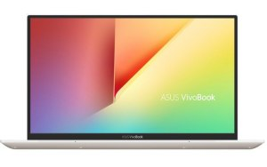 """Ноутбук ASUS VivoBook S330FN-EY001T 13.3""""/Intel Core i5 8265U 1.6ГГц/8Гб/256Гб SSD/nVidia GeForce Mx150 2048 Мб/Windows 10/90NB0KT2-M00580/золотистый"""