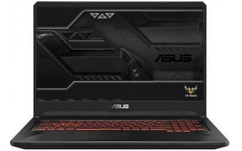 "Ноутбук ASUS TUF Gaming FX705GD-EW188T 17.3""/IPS/Intel Core i7 8750H 2.2ГГц/8Гб/1000Гб/nVidia GeForce GTX 1050 2048 Мб/Windows 10/90NR0112-M04340/черный"