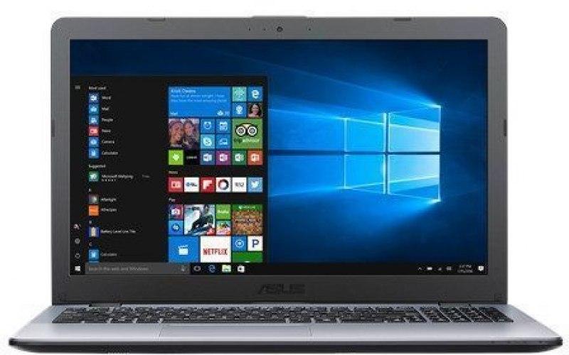 """Ноутбук ASUS VivoBook X542UF-DM264T 15.6""""/Intel Core i3 8130U 2.2ГГц/4Гб/500Гб/nVidia GeForce Mx130 2048 Мб/Windows 10/90NB0IJ2-M07990/темно-серый"""