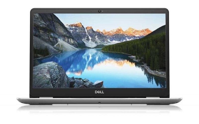 """Ноутбук DELL Inspiron 5584 15.6""""/Intel Core i5 8265U 1.6ГГц/4Гб/1000Гб/nVidia GeForce Mx130 2048 Мб/Windows 10/5584-8011/серебристый"""