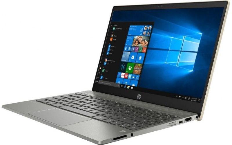 "Ноутбук HP Pavilion 13-an0030ur 13.3""/IPS/Intel Core i3 8145U 2.1ГГц/4Гб/128Гб SSD/Intel UHD Graphics 620/Windows 10/5CV30EA/серебристый"