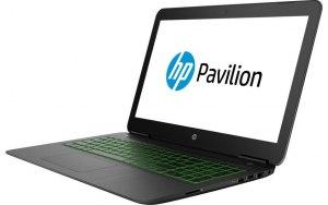 "Ноутбук HP Pavilion Gaming 15-bc494ur 15.6""/Intel Core i7 8750H 2.2ГГц/16Гб/1000Гб/128Гб SSD/nVidia GeForce GTX 1050Ti 4096 Мб/Free DOS/4XX73EA/черный"