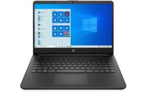 Ноутбук HP 14s-dq2008ur 14/IPS/Intel Pentium Gold 7505 2.0ГГц/4ГБ/256ГБ SSD/Intel UHD Graphics /Windows 10/2X1P4EA/черный