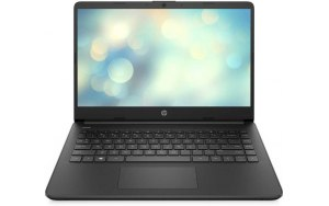 """Ноутбук HP 14s-fq0090ur 14""""/IPS/AMD Athlon Silver 3050U 2.3ГГц/8ГБ/256ГБ SSD/AMD Radeon /Free DOS 3.0/3B3M4EA/черный"""