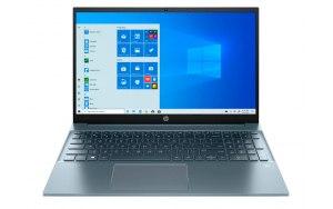 "Ноутбук HP Pavilion 15-eh0004ur 15.6""/IPS/AMD Athlon Gold 3150U 8ГБ/256ГБ SSD/AMD Radeon интегрированное/Windows 10/2D6D4EA/синий"