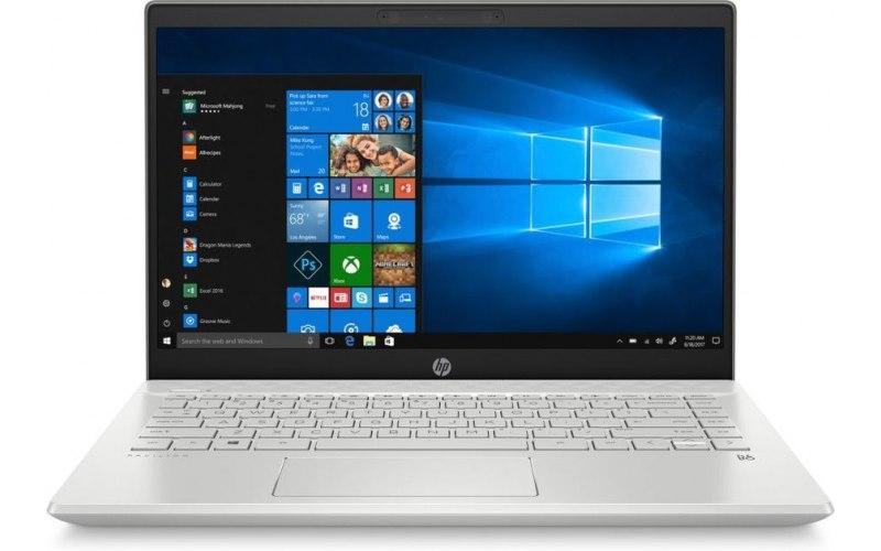 "Ноутбук HP 14-ce2000ur 14""/IPS/Intel Core i3 8145U 2.1ГГц/4Гб/128Гб SSD/Intel UHD Graphics 620/Windows 10/6PR73EA/серебристый"