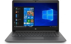 """Ноутбук HP 14-ck1003ur 14""""/Intel Core i5 8265U 1.6ГГц/8Гб/256Гб SSD/Intel UHD Graphics 620/Windows 10/6QA52EA/серый"""