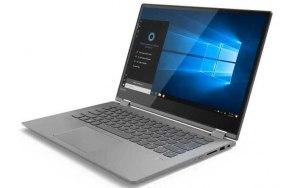 "Ноутбук-трансформер LENOVO Yoga 530-14IKB 14""/IPS/Intel Core i3 7130U 2.7ГГц/8Гб/256Гб SSD/Intel HD Graphics 620/Windows 10/81EK019PRU/серый"
