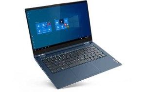 "Ноутбук-трансформер LENOVO Thinkbook 14s Yoga ITL 14""/IPS/Intel Core i5 1135G7 2.4ГГц/8ГБ/256ГБ SSD/Intel Iris Xe graphics /Windows 10 Professional/20WE001ARU/синий"