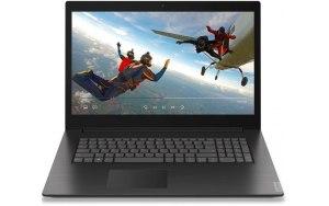 "Ноутбук LENOVO IdeaPad L340-17IRH 17.3""/IPS/Intel Core i5 9300HF 2.4ГГц/8ГБ/512ГБ SSD/nVidia GeForce GTX 1650 - 4096 Мб/Free DOS/81LL00KJRK/черный"