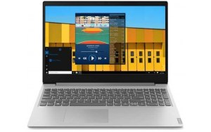 "Ноутбук LENOVO IdeaPad S145-15API 15.6""/AMD Ryzen 5 3500U 2.1ГГц/8Гб/512Гб SSD/AMD Radeon Vega 8/Windows 10/81UT00FCRU/серый"