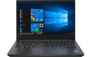 "Ноутбук LENOVO ThinkPad E14-IML T 14""/IPS/Intel Core i7 10510U 1.8ГГц/16Гб/256Гб SSD/AMD Radeon Rx 640 - 2048 Мб/Windows 10 Professional/20RA001ART/черный"