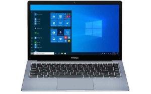 "Ноутбук PRESTIGIO SmartBook 141С4 14.1""/IPS/AMD A4 9120e 1.5ГГц/4Гб/64Гб SSD/AMD Radeon R3/Windows 10 Professional/PSB141C04CGP_MG_CIS/серый"