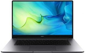"Ноутбук HUAWEI MateBook D 15 BohL-WDQ9 15.6""/IPS/AMD Ryzen 5 4500U 2.3ГГц/8ГБ/512ГБ SSD/AMD Radeon /Windows 10 Home/53011FPK/серый"