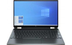 "Ноутбук-трансформер HP Spectre x360 15-eb0042ur 15.6""/AMOLED/Intel Core i7 10750H 2.6ГГц/16ГБ/1000ГБ SSD/NVIDIA GeForce GTX 1650 Ti - 4096 Мб/Windows 10/22N64EA/синий"