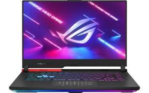"""Ноутбук ASUS ROG G513QY-HF001T 15.6""""/IPS/AMD Ryzen 9 5900HX 3.3ГГц/16ГБ/512ГБ SSD/AMD Radeon Rx RX6800M - 12288 Мб/Windows 10/90NR06X4-M00130/черный"""