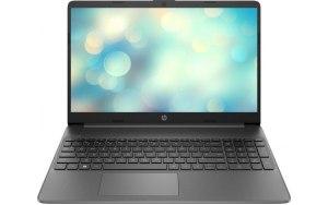 "Ноутбук HP 15s-fq0079ur 15.6""/IPS/Intel Pentium Silver N5030 1.1ГГц/4ГБ/128ГБ SSD/Intel UHD Graphics 605/Free DOS 3.0/3C8Q1EA/серый"