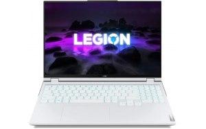 "Ноутбук Lenovo Legion 5 Pro 16ITH6 16""/IPS/Intel Core i5 11400H 2.7ГГц/16ГБ/512ГБ SSD/NVIDIA GeForce RTX 3050 для ноутбуков - 4096 Мб/noOS/82JF0006RK/белый"