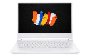 """Ноутбук ACER ConceptD 7 Pro CN715-71P-77A7 15.6""""/IPS/Intel Core i7 9750H 2.6ГГц/32ГБ/1ТБ SSD/nVidia Quadro RTX 5000 - 16384 Мб/Windows 10 Professional/NX.C4PER.003/белый"""