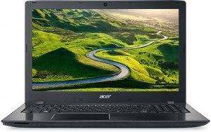 """Ноутбук ACER Aspire E5-576G-57TL 15.6""""/Intel Core i5 7200U 2.5ГГц/4Гб/500Гб/nVidia GeForce Mx130 2048 Мб/Linux/NX.GVBER.037/черный"""