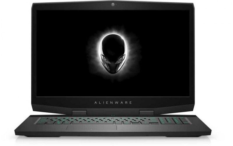 """Ноутбук ALIENWARE m17 17.3""""/IPS/Intel Core i7 8750H 2.2ГГц/32Гб/1000Гб/512Гб SSD/nVidia GeForce RTX 2070 MAX Q 8192 Мб/Windows 10/M17-8352/серебристый"""