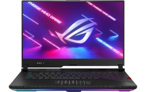 "Ноутбук ASUS ROG G533QR-HF044T 15.6""/IPS/AMD Ryzen 9 5900HX 3.3ГГц/32ГБ/1ТБ SSD/NVIDIA GeForce RTX 3070 для ноутбуков - 8192 Мб/Windows 10/90NR05K1-M01540/черный"