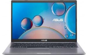 """Ноутбук ASUS A516JA-BQ516 15.6""""/IPS/Intel Core i5 1035G1 1.0ГГц/16ГБ/1000ГБ/256ГБ SSD/Intel UHD Graphics /noOS/90NB0SR1-M10170/серый"""