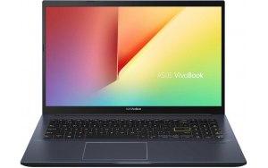 """Ноутбук ASUS A513EA-BQ953T 15.6""""/IPS/Intel Core i3 1115G4 1.7ГГц/8ГБ/256ГБ SSD/Intel UHD Graphics /noOS/90NB0SG4-M13830/черный"""