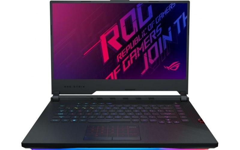 """Ноутбук ASUS ROG G531GW-ES236T HERO III 15.6""""/IPS/Intel Core i7 9750H 2.6ГГц/16Гб/1000Гб SSD/nVidia GeForce RTX 2070 8192 Мб/Windows 10/90NR01N2-M04010/черный"""