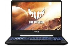 "Ноутбук ASUS TUF Gaming FX505DU-AL079T 15.6""/AMD Ryzen 7 3750H 2.3ГГц/16Гб/512Гб SSD/nVidia GeForce GTX 1660 Ti 6144 Мб/Windows 10/90NR0271-M02030/черный"