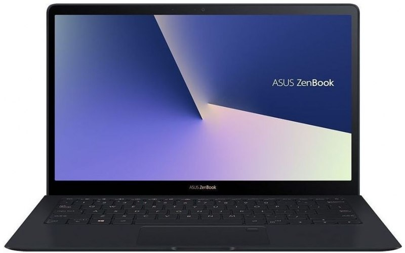 """Ультрабук ASUS Zenbook UX391UA-EG023T 13.3""""/Intel Core i7 8550U 1.8ГГц/8Гб/512Гб SSD/Intel UHD Graphics 620/Windows 10/90NB0D91-M02510/синий"""