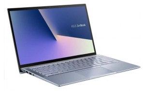 """Ноутбук ASUS Zenbook UM431DA-AM001 14""""/IPS/AMD Ryzen 5 3500U 2.1ГГц/8Гб/256Гб SSD/AMD Radeon Vega 8/noOS/90NB0PB3-M02090/голубой"""