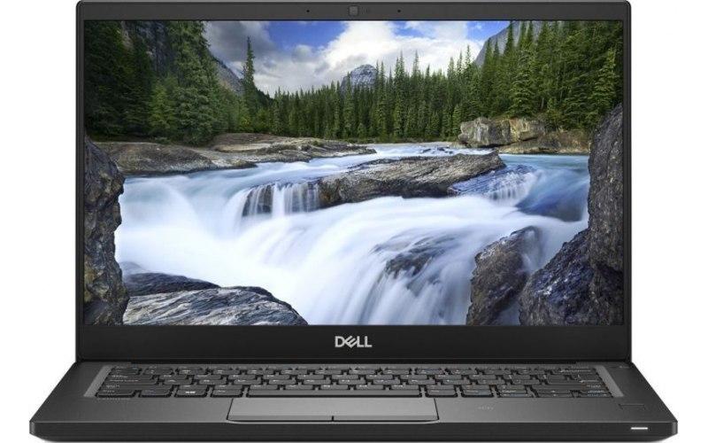 """Ноутбук DELL Latitude 7390 13.3""""/IPS/Intel Core i7 8650U 1.9ГГц/16Гб/512Гб SSD/Intel UHD Graphics 620/Windows 10 Professional/7390-1658/черный"""